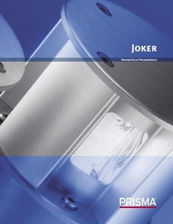 Joker Quadro - Prisma