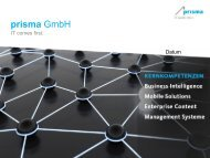 prisma GmbH