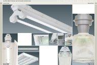 Leuchten höherer Schutzart und für besondere Anforderungen