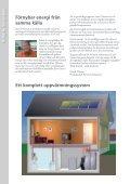 Ariterm integrerade pellets/solsystem Sänk uppvärmnings ... - Page 2