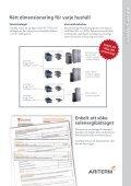Ariterm integrerade pellets/solsystem Sänk uppvärmnings ... - Page 5