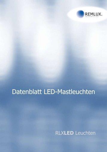 Datenblatt LED-Mastleuchten - REMLUX GmbH