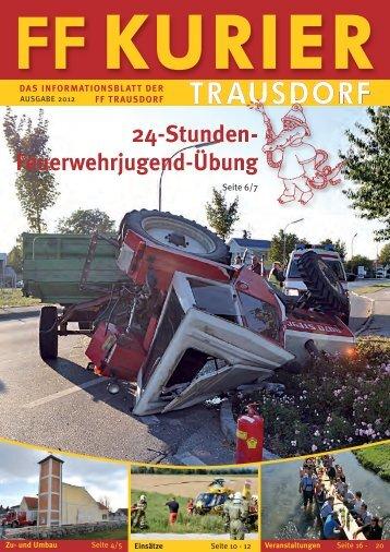 Top Prisma journal 2 - bei der FF Trausdorf