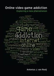 Online video game addiction. Exploring a new phenomenon.