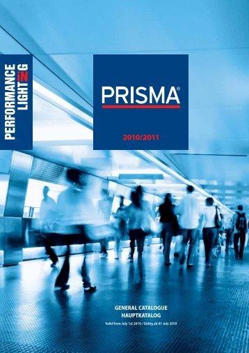 PRISMA CATALOG 2010/2011