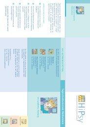 Tagesstrukturierende Maßnahmen - bei der HiPsy gGmbH