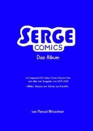 Serge comics das album