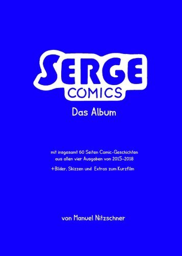 Serge comics das album