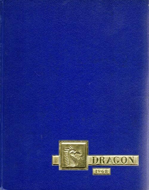 1968 DeWitt Dragon Annual 2