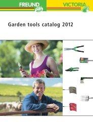 Preisliste D'2011 Garden tools catalog 2012 - Freund Victoria ...