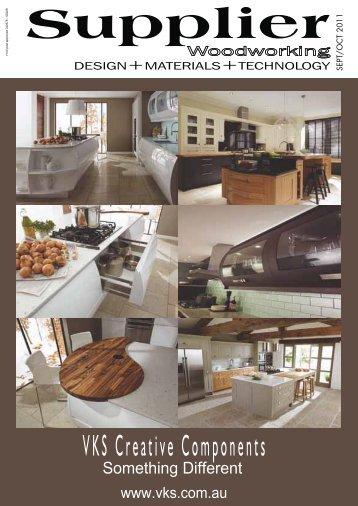 SEPT/OCT 2011 - Supplier Woodworking magazine