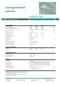 Leistungswiderstand - HLM Elektronik - Seite 4