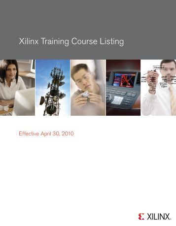 Xilinx Training Course Listing - Hardent