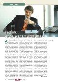 Mit Tempo, Technik und Teamwork in die Zukunft - Klingele ... - Seite 4