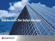 Entdecken Sie Solar Design - arcmanSolar.com