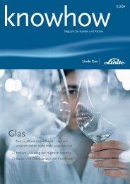 Ausgabe 01 2004 (PDF, 613.2Kb) - Linde Gas