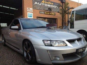 Trusted Smash Repairs Specialist in Melbourne - Keilor Autobody