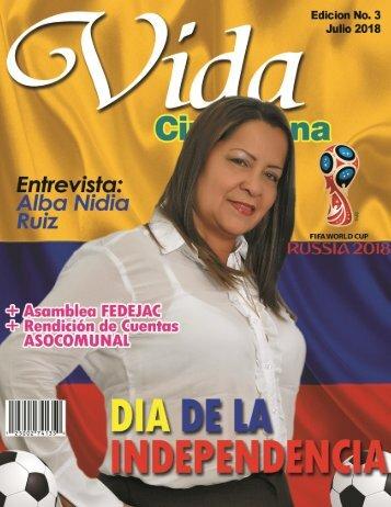 Edición No 3 Revista Vida Ciudadana