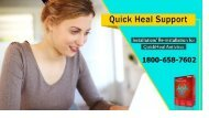 Quick Heal Tech Support 1(800-658-7602) Number