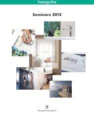 Seminare 2012 - Hansgrohe