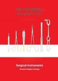 HILTONBRO General Surgery Catalog