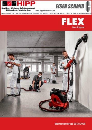 2018 Flex Produktprogramm