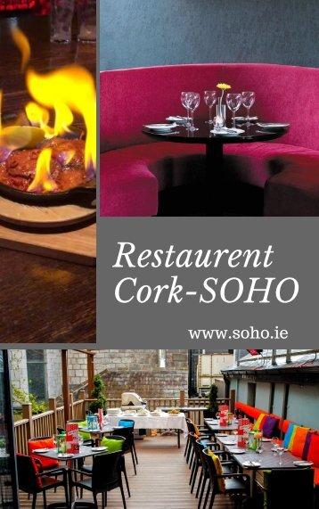 Restaurent Cork-SOHO