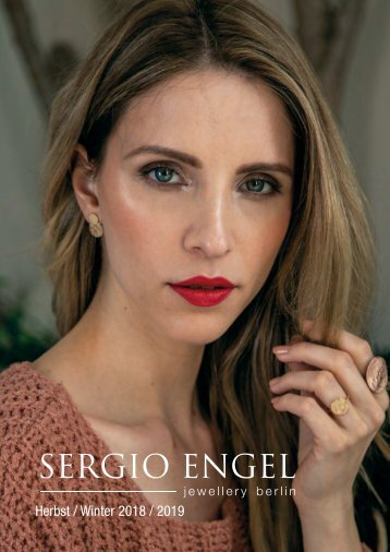 Sergio Engel jewellery Katalog Herbst Winter 2018/19