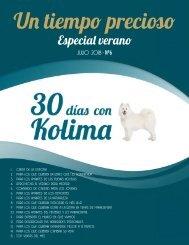 30 días con Kolima - Julio 2018