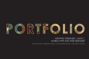 Portfolio flipbook