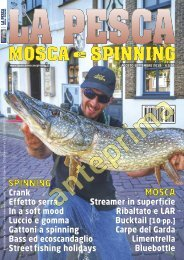 La Pesca Mosca e Spinning 4/2018