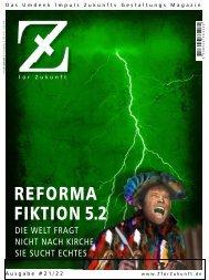 Z21/22 Reformation Teil 2 Leseprobe der ersten 80 Seiten