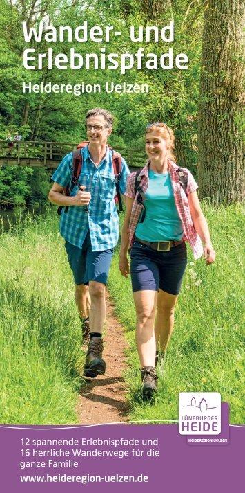 Wander- und Erlebnispfade 2018