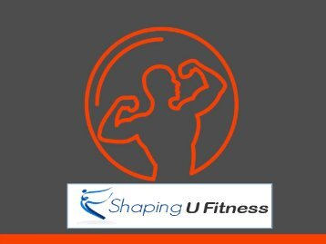 Private Fitness Coaching for Couples – Shaping U Fitness