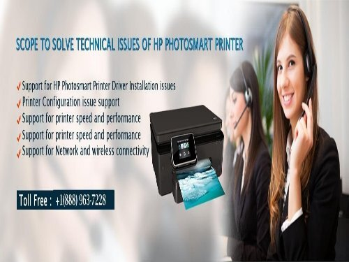 HP Technical Support number 1(888) 963-7228 how to fix Printer photosmart.output