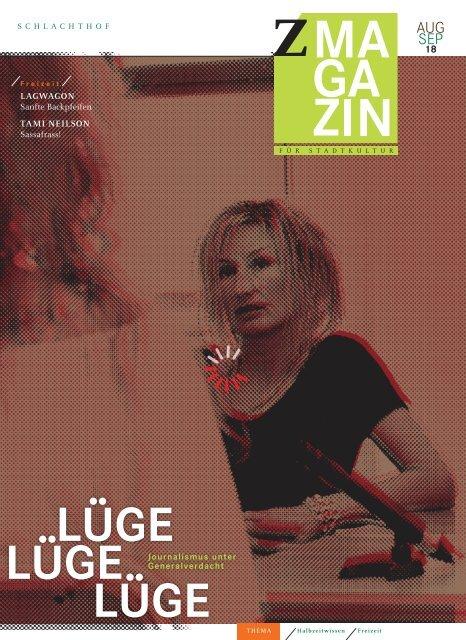 zett Magazin August / September
