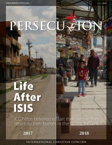 August 2018 Persecution Magazine (3 of 5)