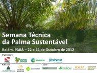 Programa Municípios: Verdes Regularidade Ambiental e ... - Imazon