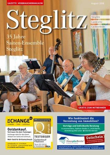 Gazette Steglitz August 2018