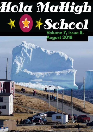 Hola MaHigh-School - August 2018