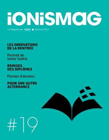 Télécharger le IONIS Mag en PDF - IONIS Online