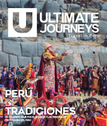 Ultimate Journeys 17 - Perú de Tradiciones