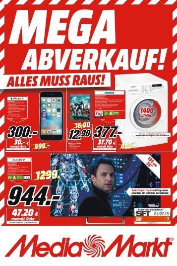 Media Markt Plauen - 01.08.2018