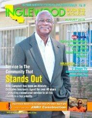 Inglewood Business Magazine August 2018