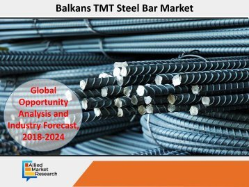 Top Emerging Trends in Balkans TMT Steel Bar Market