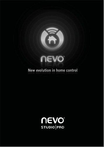 3Designing with NevoStudio Pro
