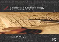 [+][PDF] TOP TREND Economic Methodology: A Historical Introduction (Economics as Social Theory)  [FULL]