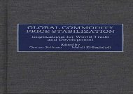 [+]The best book of the month Global Commodity Price Stabilization: Implications for World Trade and Development  [READ]