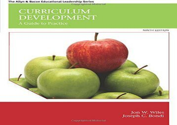 [PDF] Curriculum Development: A Guide to Practice: Volume 9 kindle ready