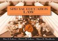 Audiobook Special Education Law Online